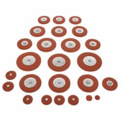 Pack 24 Bolígrafos Madera Guitarra A-Gift-Republic B-1045M