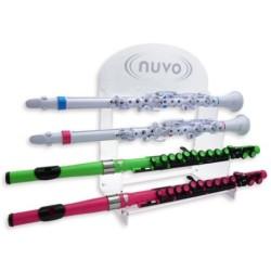 Soporte Flautín + 2 Clarinetes/Flauta Hercules DS-543B